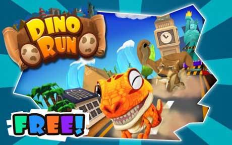 Dino Run: Jurassic Escape v1.2.1
