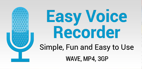 Easy Voice Recorder Pro v2.3.1