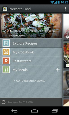 Evernote Food v2.0.5