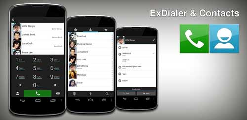 ExDialer & Contacts Donate v139