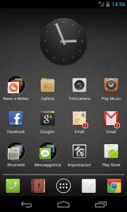 Faenza Theme for 4Go Launcher v3