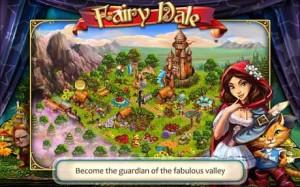تصویر محیط Fairy Dale v1.0.35 + data