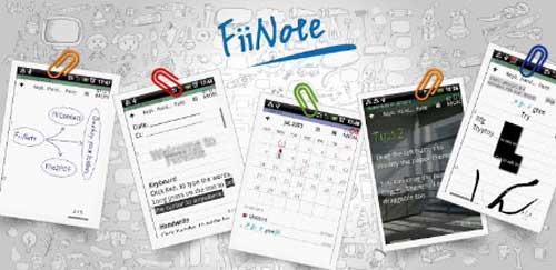 FiiNote, note everything(New!) 8.2.2