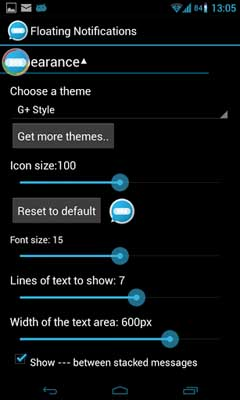 Floating Notifications FULL v1.2