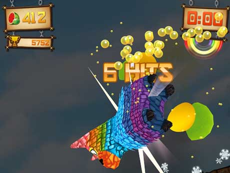 Fruit Ninja vs Skittles v1.0.0