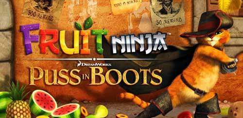 Fruit Ninja: Puss in Boots v1.0.4