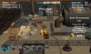 Galactic Fortress Defense 3D1