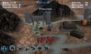 Galactic Fortress Defense 3D2