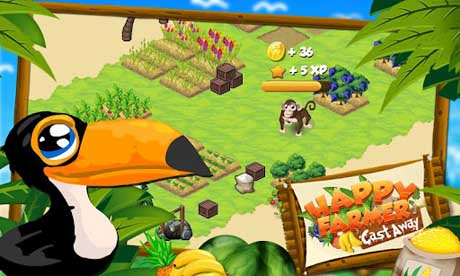 Happy Farmer: Stranded (Farm) v2.34