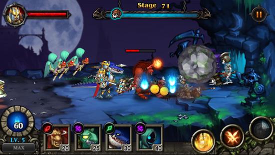 Hero Defense : Kill Undead v1.1.5