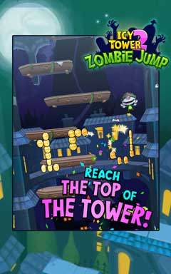 Icy Tower 2 Zombie Jump v1.4.18