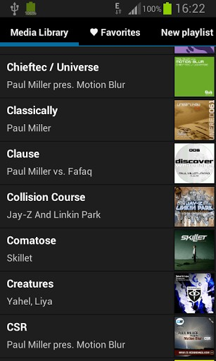 Inline Music Player FULL v1.24