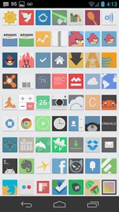 Jive Icons (Apex, Nova, ADW) v2.1.5