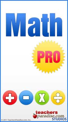 Math PRO for Kids v4.0