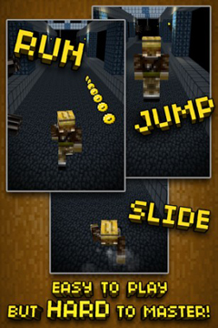 Mine Run 3D – Escape 2 Temple v1.0