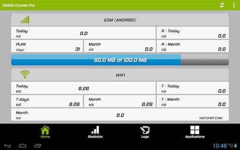 Mobile Counter Pro – 3G, WIFI v5.3