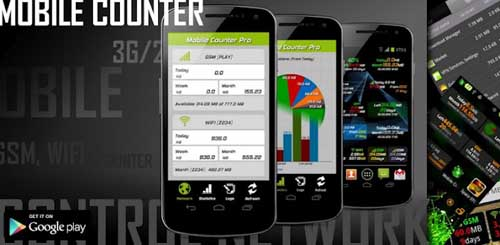 Mobile Counter Pro - 3G, WIFI