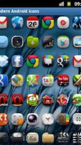 Modern Android Icon Pack 147 copy