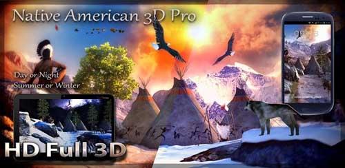 Native American 3D Pro