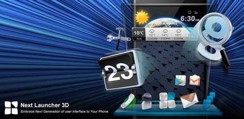 Next Launcher 3D v1.39