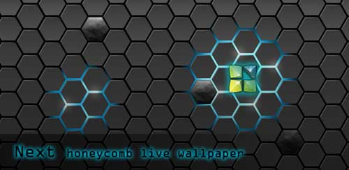Next honeycomb live wallpaper 1.34