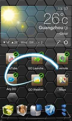 Next honeycomb live wallpaper v1.34