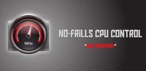 No-frills CPU Control