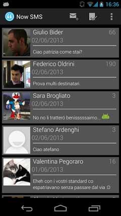 Now SMS v1.1.6