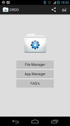 ORDO Pro (File/App Manager) v1.31