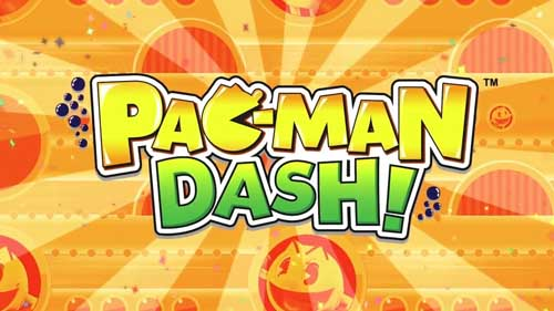 PAC-MAN DASH! v1.00 + data