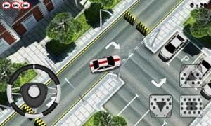 Parking Challenge 3D23