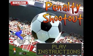 Penalty ShootOut football game1