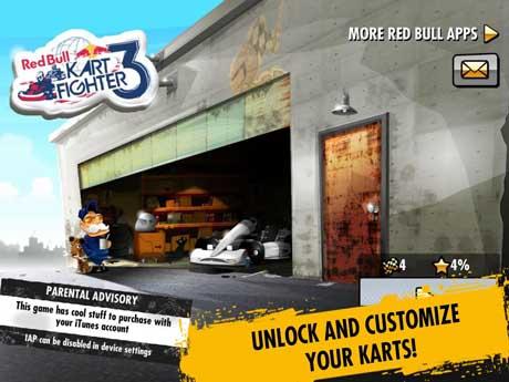 Red Bull Kart Fighter 3 v1.0.1 + data