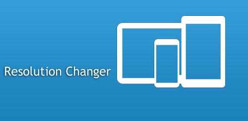 Resolution-Changer