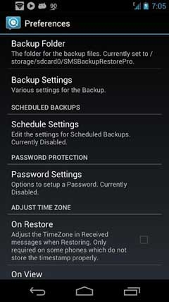 SMS Backup & Restore Pro v6.30