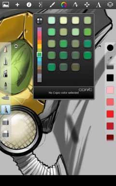 SketchBook Pro for Tablets v2.6.1