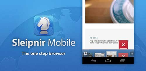 2.12Sleipnir Mobile – Web Browser