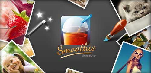 Smoothie Photo Editor v1.1