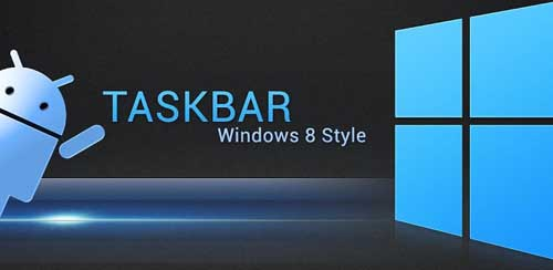 Taskbar – Windows 8 Style v1.41