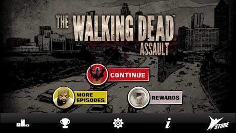 The Walking Dead: Assault v1.52 + data