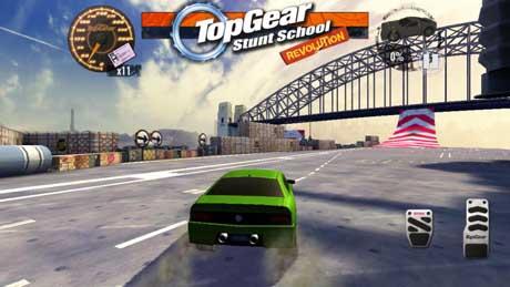 Top Gear Stunt School SSR v3.5 + data