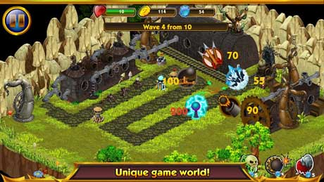Tower Wars: Mountain King v0.6