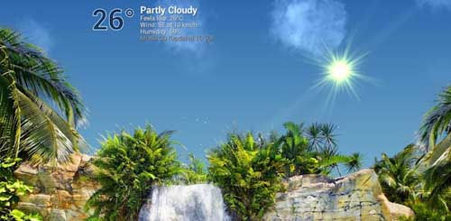 True Weather Waterfalls v501