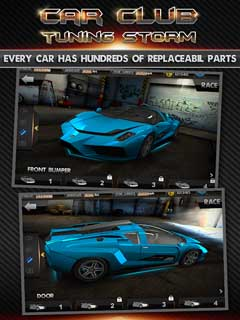 Car Club: Tuning Storm v1.0 + data