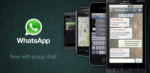 WhatsApp Messenger 2.11.11