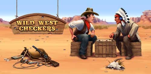 Wild West Checkers v1.00