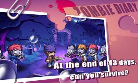 Zombie Diary: Survival v1.1.0