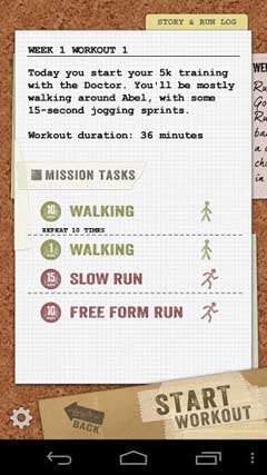 Zombies, Run! 5k Training v1.1