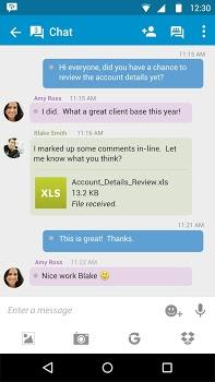 Blackberry Messenger BBM v3.0.1.25