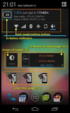 ۲ Battery Pro – Battery Saver v3.52